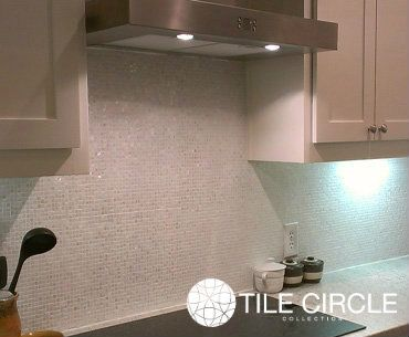 91 best Mother of Pearl Tiles by Tile Circle images on Pinterest ...