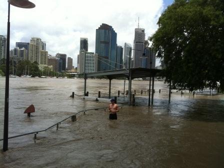 Queensland Flooding in 2011