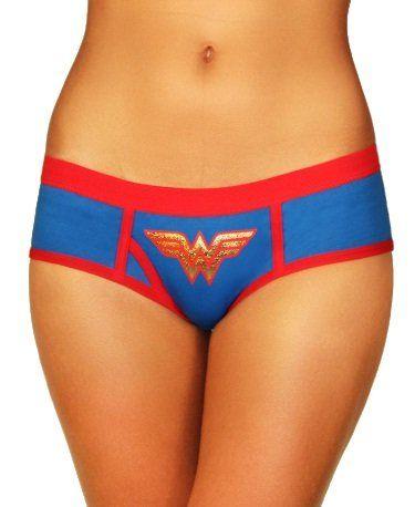 DC Comics Wonder Woman Blue Juniors Underwear Boy Brief Panty (Juniors Large) DC Comics,http://www.amazon.com/dp/B009AYJ9BI/ref=cm_sw_r_pi_dp_Wz1Htb1TAWE7ZDRD