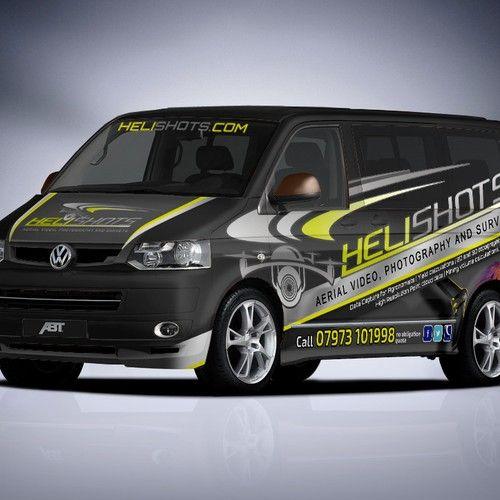 james.ixerheeft een winnend ontwerp in decar, truck or van wrap ontwerpwedstrijd gekozen. Voor maar £189 hebben zij 31 ontwerpen  van 5 designers ontvangen.