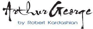Arthur George by Robert Kardashian #RobertKardashian