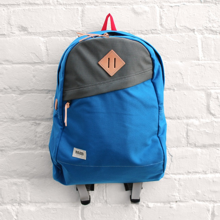 BLK Pine Workshop Slope Day Pack - Grey / Blue / Navy - £104.99