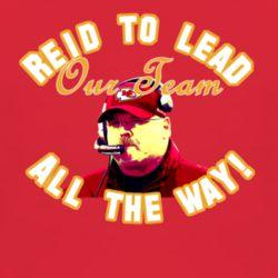 Andy Reid to Lead Kansas City Chiefs Coach Football T Shirt