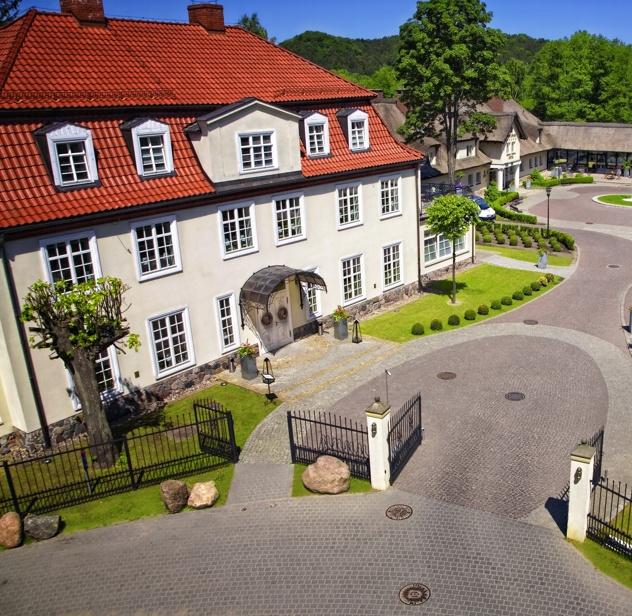 Hotel Dwor Oliwski, #Gdansk, #Poland