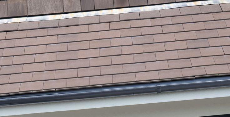 Marley Acme Grey Sandfaced Single Camber Clay Plain Tiles