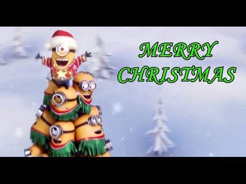 Minions - Jingle Bells ( Christmas Song ) ReMix by vagotanulo