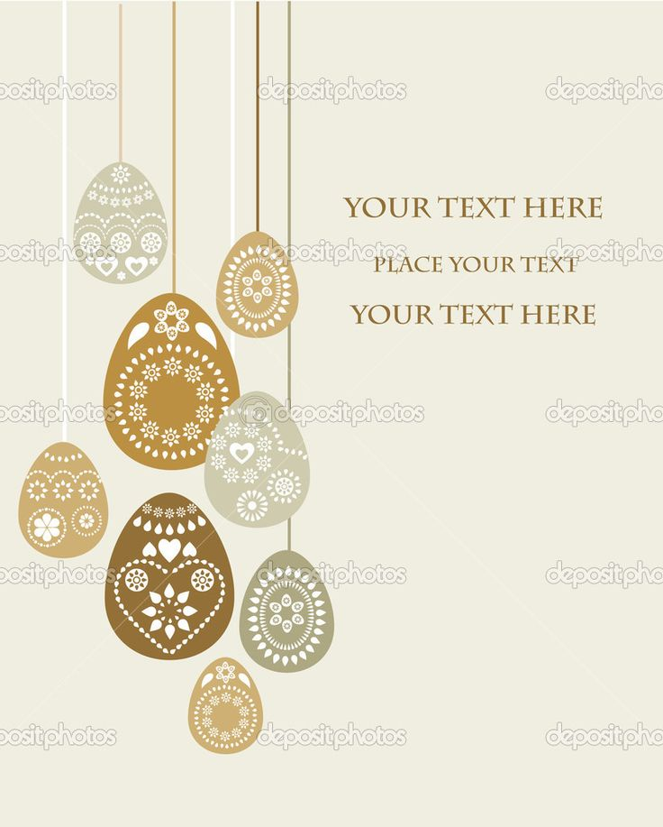 68 best Easter Greeting Card Ideas images on Pinterest Card - easter greeting card template