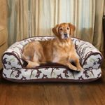 Costco online:  Brown Vine Sofa Pet Bed 39 x 29  Only $49.99 including delivery!