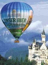 Ballonfahrt Bayern Allgäu Tegernsee