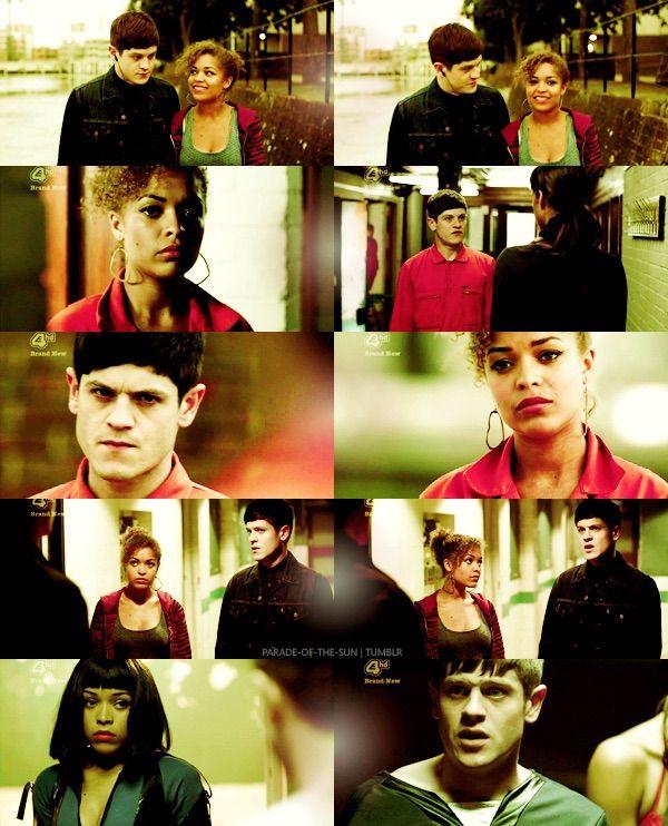 Simon And Alisha - Misfits.