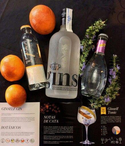 Perfect serve Cata Sierra Espadán con @GinselfGin @schweppeses @1724tonic naranja sanguina y esencias de flor de romero.