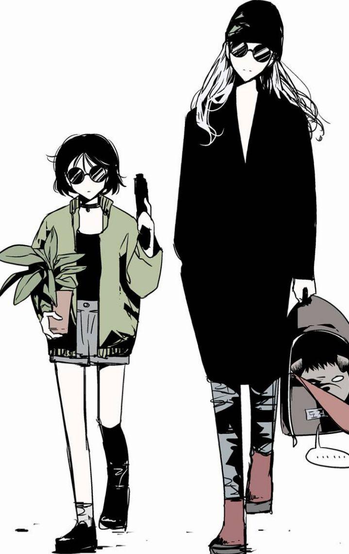 Webtoon 웹툰 나노리스트( Nano list)