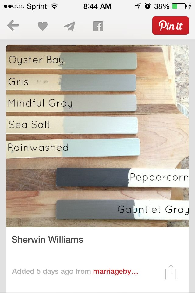 See More Paint Color Ideas