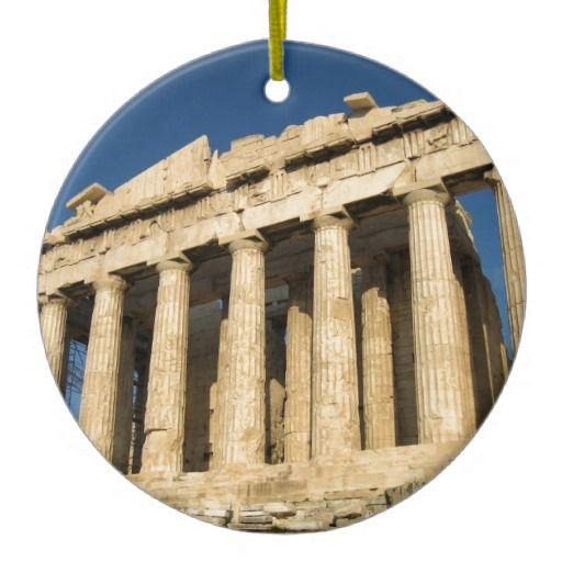 The Acropolis Ornament