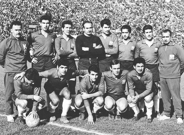 Seleccion de Chile - 1962
