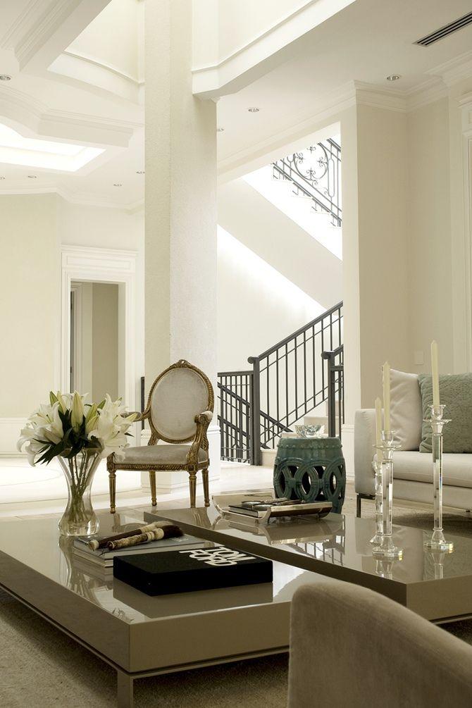 Conheça os elegantes espaços de Zize Zink | tempodadelicadeza