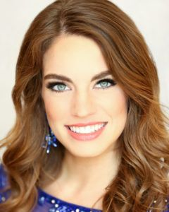 Miss North Dakota Macy Marie Christianson