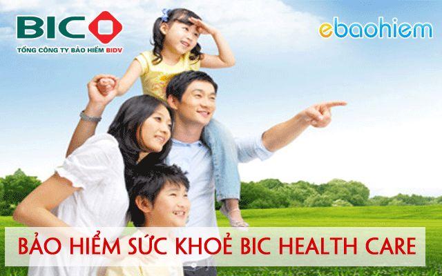 Khách hàng mua bảo hiểm sức khỏe Bic Healthcare qua bảo hiểm trực tuyến eBaohiem, sử dụng danh sách hệ