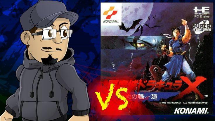 Johnny vs. Castlevania: Rondo of Blood & Dracula X