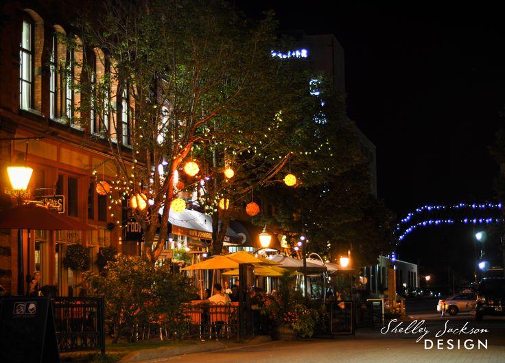 Victoria Row - Charlottetown, PEI