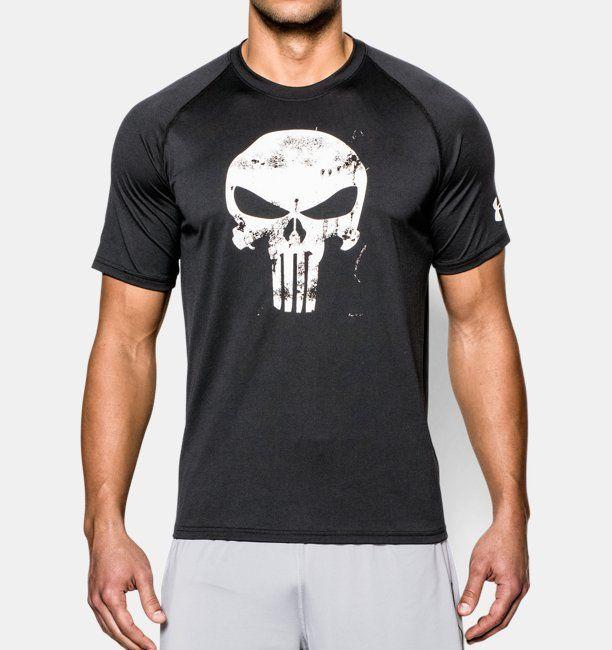 85590e95223 Camiseta Under Armour® Transform Yourself El Castigador para hombre | Solo  míos en 2019 | Ropa, Camisetas y Ropa gym