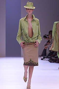 Givenchy Spring 2001 Ready to Wear Collection Photos   Vogue