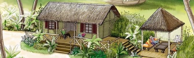 Safari Lodge du Zoo de la Flèche