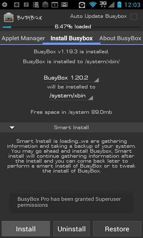 BusyBox Pro v65 Cracked Apk Download | Android Apps | Android apps