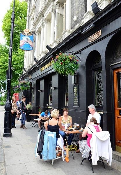 The Queens, Regents Park Road, Primrose Hill, London