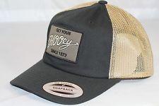 Just In HOOEY HOOEY Dash 1685T-BK SNAPBACK HUNTING HAT