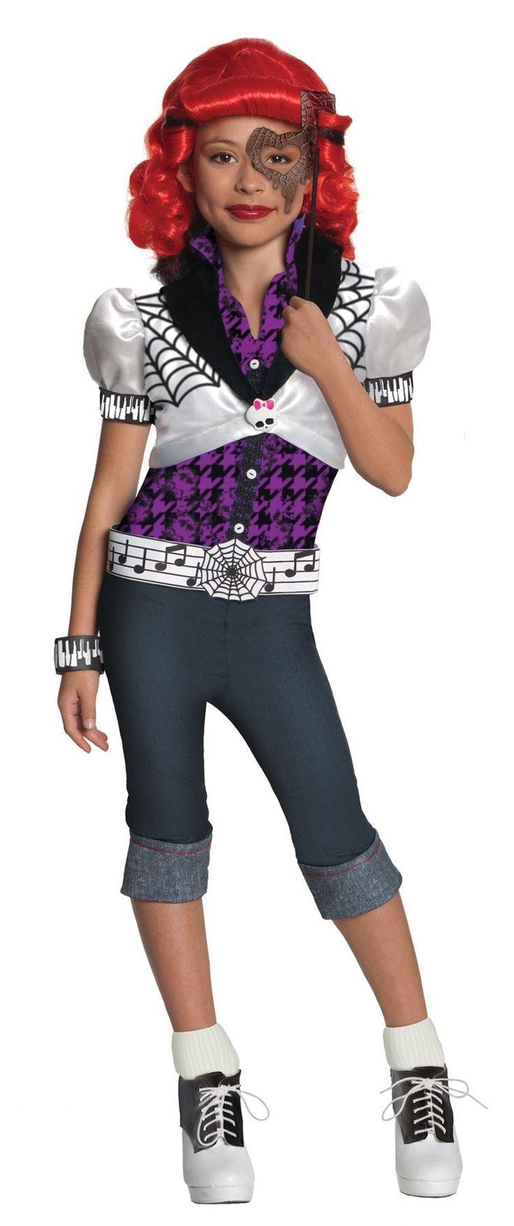 Monster High Operetta Child Md