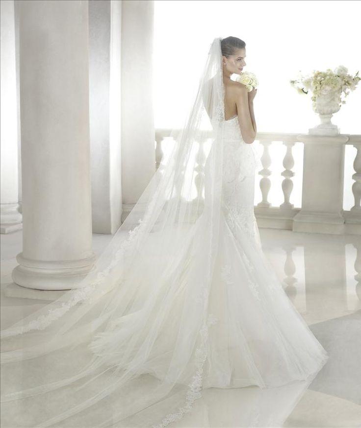 abito da sposa modello serilda collezione san patrick 2015