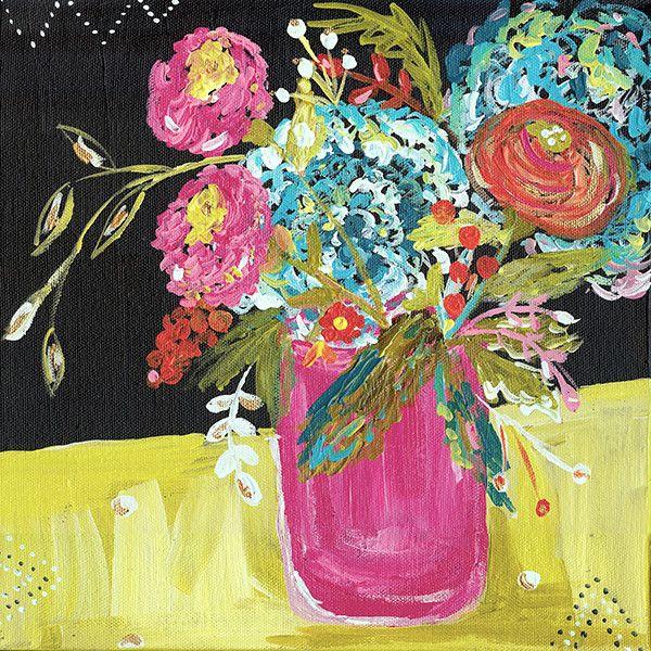 Copy of Bouquet Series No. 1 Original Print