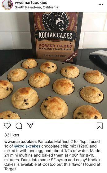 Ww Kodiak Cakes Recipes