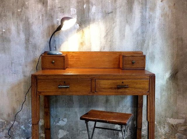 Vintage furniture stores in Singapore.