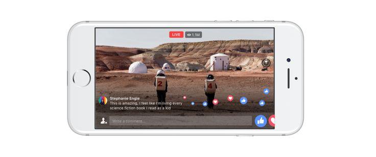 Live 360 από το Facebook!