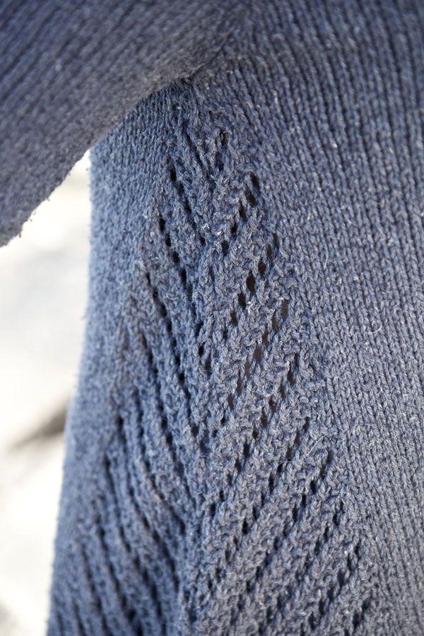 Free knitting pattern by Norah Gaughan Gregale
