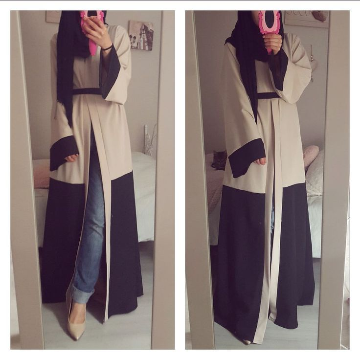 Abaya Kimono TWO COLOR via Jennah Boutique. Click on the image to see more!