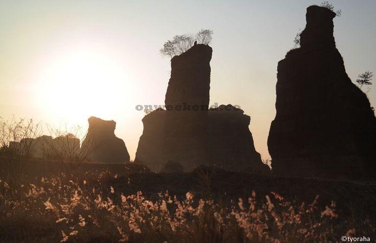 Wisata Bekas Galian Tambang di Semarang