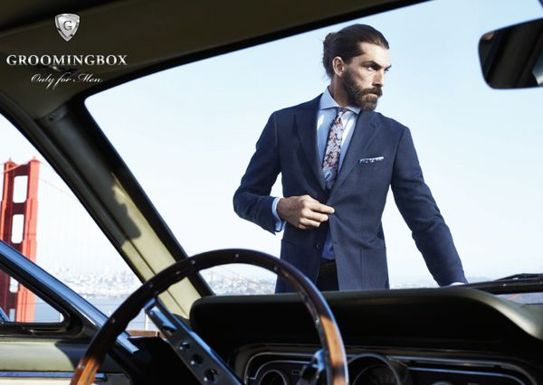 Meet the brands from Groomingbox – Groomingbox International AB #eton #etonofsweden #etonshirts #shirt #suit #gentleman #groomingbox #beard #tie #pocketsquare #model #jacket #dapper