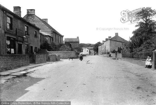 West Witton, The Village 1911, from Francis Frith