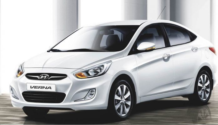 The new gen #Hyundai Verna sedan will be inspired from Elantra. Sporting a completely new style that is similar to the new gen Elantra, but it will also get a number of aesthetic updates. Hyundai is likely to launch a new engine and transmission options on the new-gen Hyundai Verna line-up, expected to launch in second half of 2017.