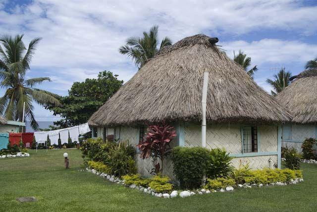 Ubytování, ostrovy Yasawa, Fidži