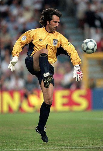 David Seaman - Peterborough United, Birmingham City, Queen's Park Rangers, Arsenal, Manchester City, England.