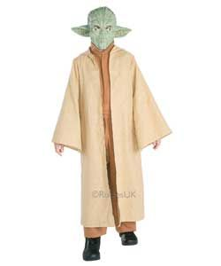 Buy Child's Deluxe Yoda Fancy Dress Costume - Large at Argos.co.uk, visit Argos.co.uk to shop online for Children's fancy dress, Children's fancy dress costumes