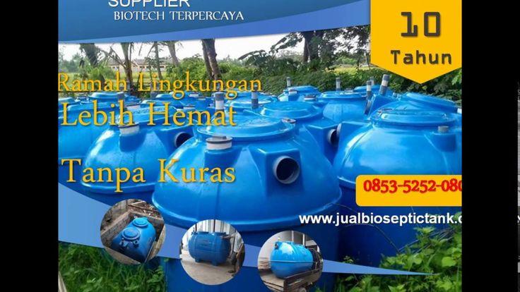 Pabrik Bio Septic Tank JABODETABEK | Harga Biotech Septic Tank Murah | 0...