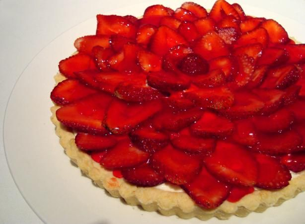 This is a super easy recipe and a crowd pleaser. Perfect for summertime and those sweet strawberries.