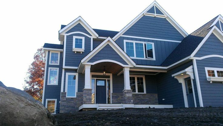 Exterior Paint Color By Sherwin Williams Web Gray 7075