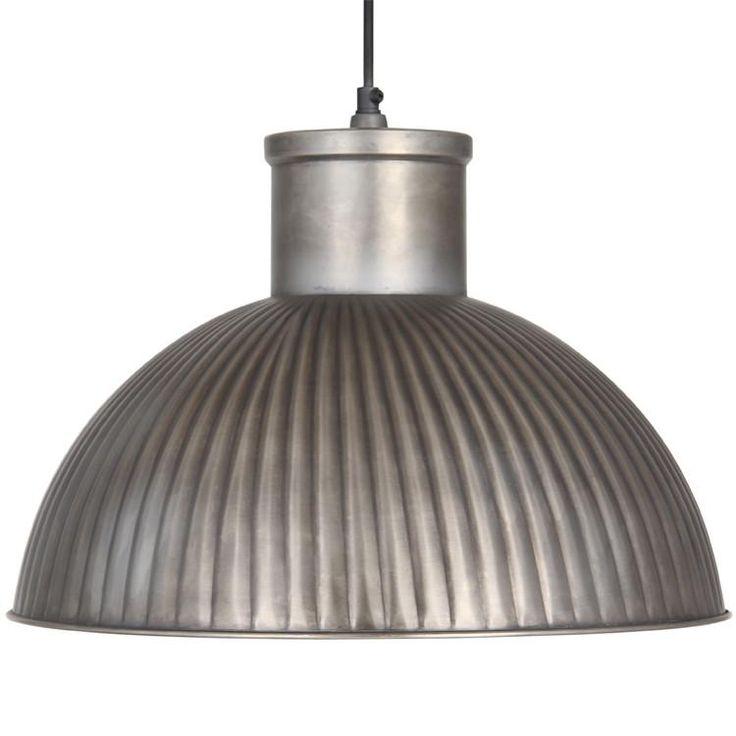 Large Metal Industrial  Light