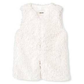 Girls' Faux Fur Vest - Cherokee®